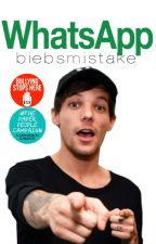 WhatsApp » l.t One Direction - Social saga #4 by biebsmistake