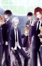 Diabolik Lovers Yaoi by SunpoolWaterCat