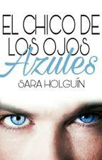 El chico de los ojos azules. by saraholguinx
