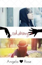 Red String by taehyungimagines