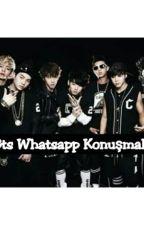 Bts Whatsapp Konuşmaları by nsnryldz