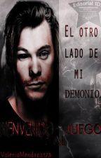 el otro lado de mi demonio by Dark_Princess_Sky
