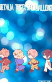 Hetalia 30 Day Challenge.  by H3LL4-_-W31RD