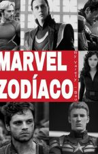 Marvel Zodiaco by yarely_bau