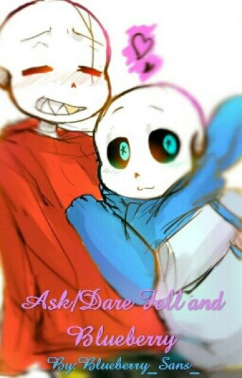 Ask/Dare Blueberry and Fell *ON HIATUS*
