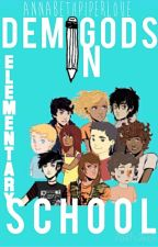 Demigods in Elementary School ♆ Percy Jackson AU ♆[Requests Open] by AnnabethPiperLouE
