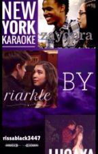New York Karaoke by ViciousDramaAddict