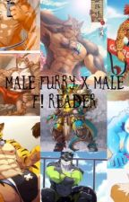 Male Furry x M! Furry Reader! by ramdomx