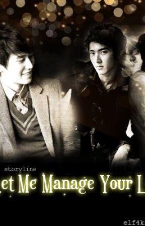 Let Me Manage Ur Love by obizienka