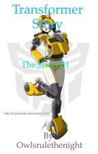 The sister(b1) a transformer fan fiction  by Owlsrulethenight