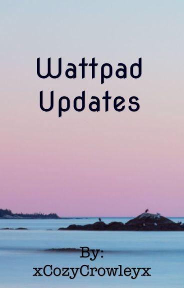 Wattpad updates