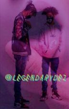 Sexual Images (Teo & Ayo) by LegendaryDez