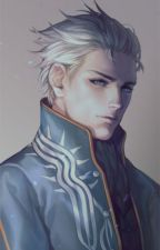 Share a secret with me | Vergil Sparda x Reader by pickledcarrot