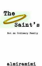 The Saint's by almiramimi