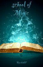 School Of Magic by ___cikita___