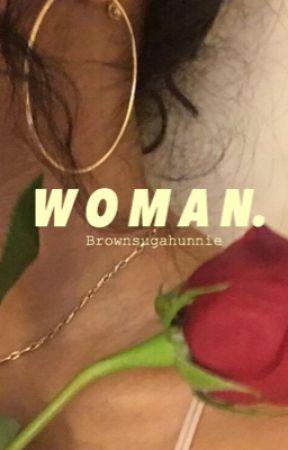 Woman.  by mudiyemaya