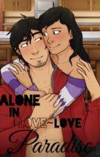 {Alone In Love~Love Paradise} Aphmau X Aaron Lemon by SpicyFics69