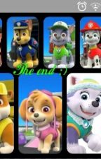 PAW Patrol The Letter (Done) by PAWPatrolLoverAlways
