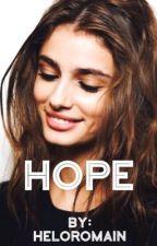 Hope by heloromain