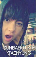 Sunbaeku Kim Taehyung by gyskz22