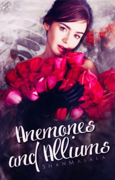Anemones and Alliums {James Sirius Potter}