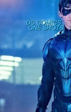Dc Comic One Shots «CLOSED» by tacoreo77