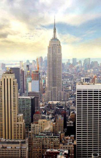 Skyline of concrete dreams- SwanQueen