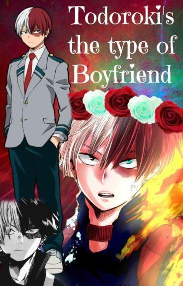✩♥Todoroki's the type of boyfriend♡★[BNHA/MHA]