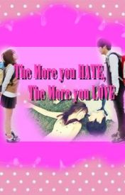 The more you HATE  The more you LOVE... by heyyo_Imakpoplover