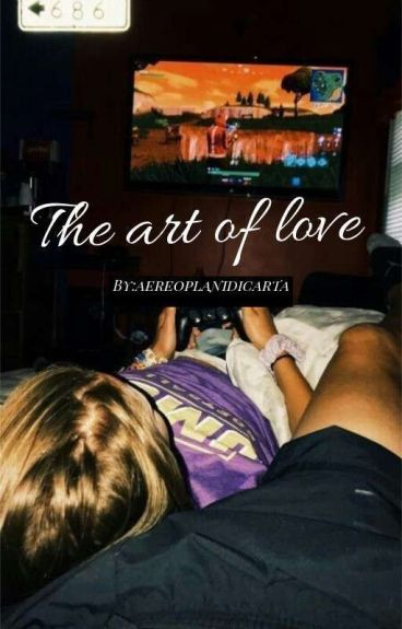 The Verb To Love (Wattys2016)