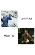 Friends? Jack Frost X Male!OC by anncyingbean