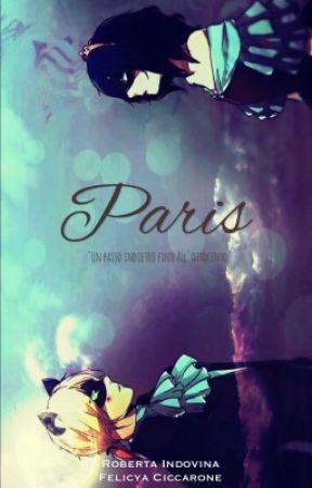 Paris by CaliesButt