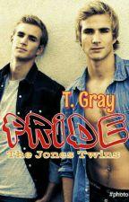 Pride - The Jones Twins (LGBT//manxman) // #Wattys2016 by notbackingdown