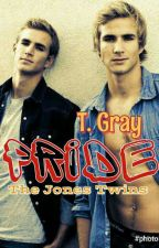 Pride - The Jones Twins (LGBT//manxman) // #Wattys2016 by notbackingdown