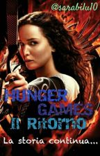 HUNGER GAMES - Il Ritorno by sara_vazz