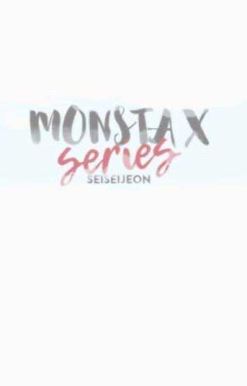 『 MONSTA X 』MONSTA X Series