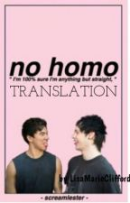 No Homo - Malum || German Translation|| PAUSIERT by lisahoood