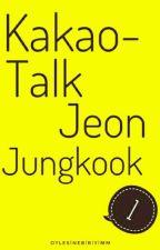 Kakaotalk - |Jeon Jungkook| by oylesinebiriyimm