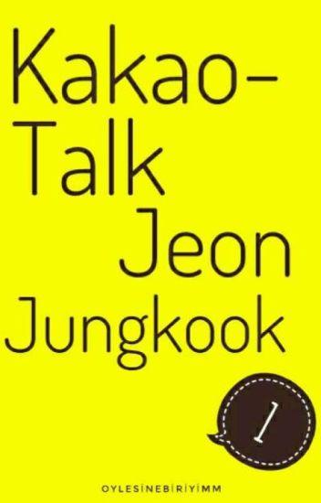 Kakaotalk ~|J-Jungkook|