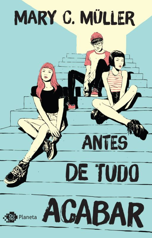 Antes de Tudo Acabar by MariaClaudiaMller