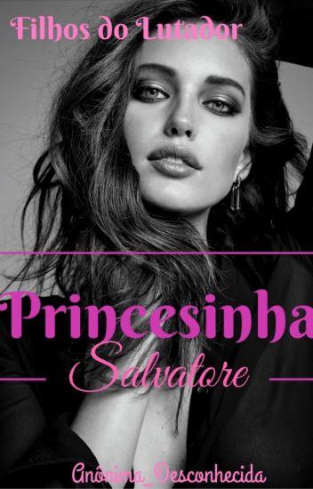 Princesinha Salvatore-Lívia