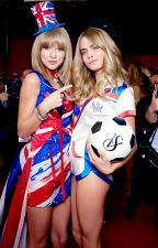 All About Cara Delevingne  by 90sAmerica
