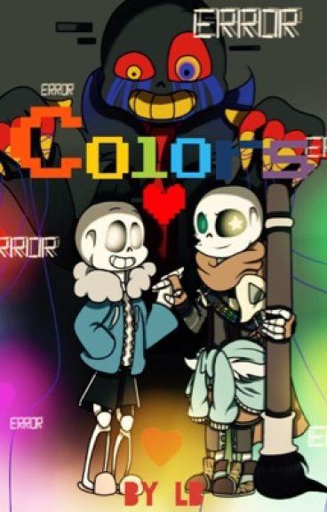 Colors - Fanfic Undertale FR - En pause