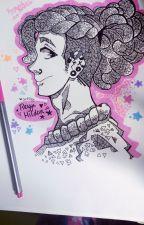 💟Artzy's Artbook 1 by nacho_biznas
