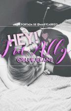 Hey! I'm Ally by Bluejeeans