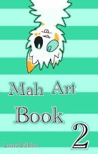 MAH ART BOOK [2] by LunaTabbs