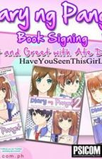 Diary ng Panget Fever - Meet and Greet with Ate Denny by pandayanbookshop