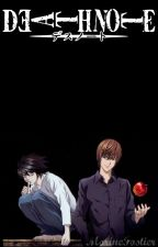 Death Note [Fanfiction] by MorineFostier