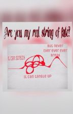 Are You My Red String Of Fate? by monicadevilles