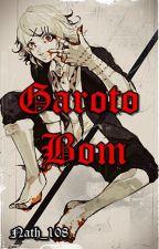 Garoto Bom (Tokyo Ghoul) by Tia_Nath